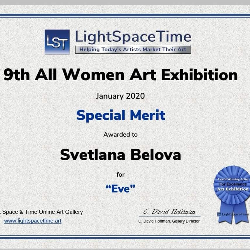 Project Certificate All Women