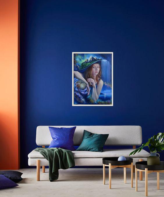 Синяя галерея